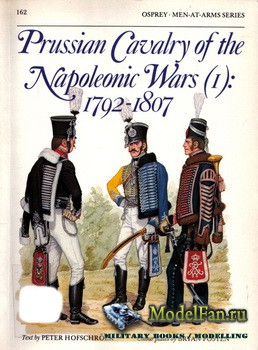 Osprey - Men at Arms 162 - Prussian Cavalry of the Napoleonic Wars (1): 179 ...