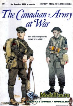 Osprey - Men at Arms 164 - The Canadian Army at War