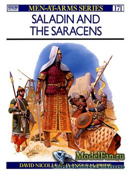 Osprey - Men at Arms 171 - Saladin and the Saracens