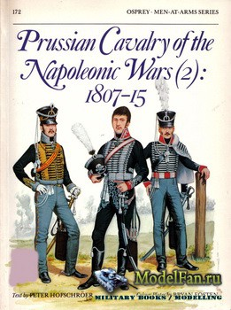 Osprey - Men at Arms 172 - Prussian Cavalry of the Napoleonic Wars (2): 180 ...