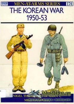 Osprey - Men at Arms 174 - The Korean War 1950-1953