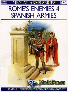 Osprey - Men at Arms 180 - Rome's Enemies (4): Spanish Armies