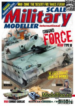 Scale Military Modeller International Vol.44 Iss.516 (March 2014)