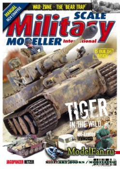 Scale Military Modeller International Vol.44 Iss.517 (April 2014)