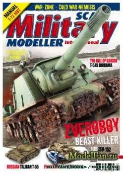 Scale Military Modeller International Vol.44 Iss.520 (July 2014)