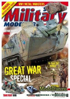 Scale Military Modeller International Vol.44 Iss.524 (November 2014)