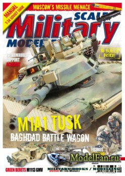 Scale Military Modeller International Vol.44 Iss.525 (December 2014)