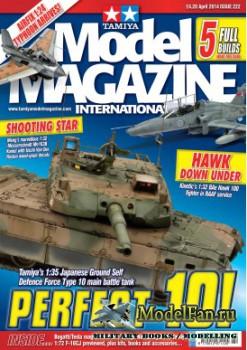 Tamiya Model Magazine International №222 (April 2014)