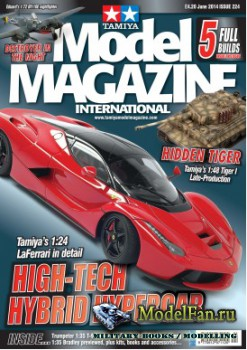 Tamiya Model Magazine International №224 (June 2014)