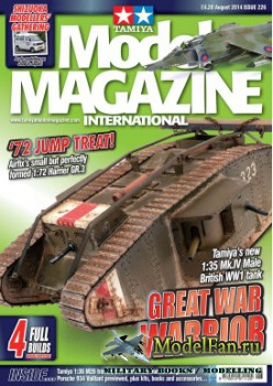 Tamiya Model Magazine International №226 (August 2014)