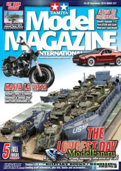 Tamiya Model Magazine International №227 (September 2014)