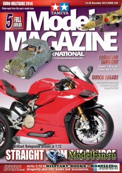Tamiya Model Magazine International №230 (December 2014)