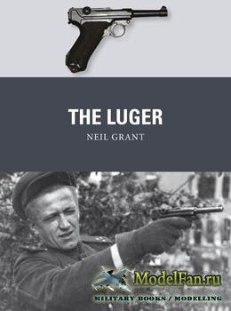 Osprey - Weapon 64 - The Luger