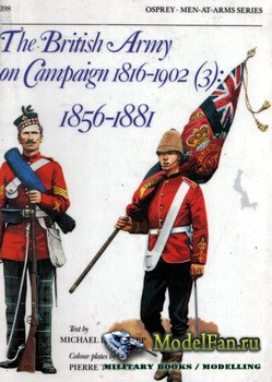 Osprey - Men at Arms 198 - The British Army on Campaign 1818-1902 (3): 1856 ...