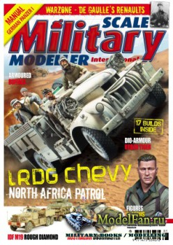 Scale Military Modeller International Vol.45 Iss.526 (January 2015)