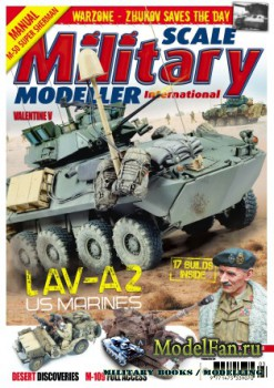 Scale Military Modeller International Vol.45 Iss.528 (March 2015)