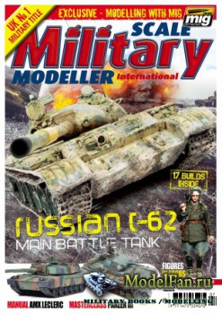 Scale Military Modeller International Vol.45 Iss.532 (July 2015)