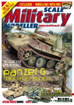 Scale Military Modeller International Vol.45 Iss.534 (September 2015)