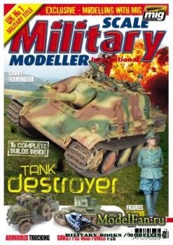 Scale Military Modeller International Vol.45 Iss.535 (October 2015)