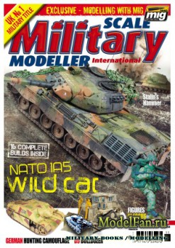 Scale Military Modeller International Vol.45 Iss.536 (November 2015)