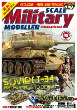Scale Military Modeller International Vol.46 Iss.538 (January 2016)