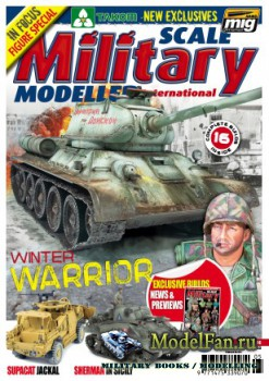 Scale Military Modeller International Vol.46 Iss.542 (May 2016)