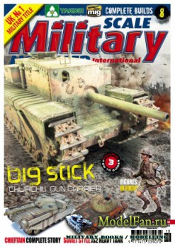 Scale Military Modeller International Vol.46 Iss.547 (October 2016)