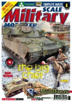 Scale Military Modeller International Vol.47 Iss.550 (January 2017)