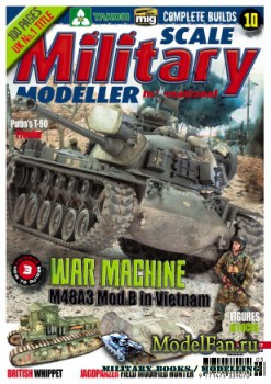 Scale Military Modeller International Vol.47 Iss.552 (March 2017)