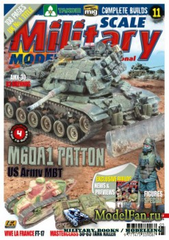 Scale Military Modeller International Vol.47 Iss.554 (May 2017)