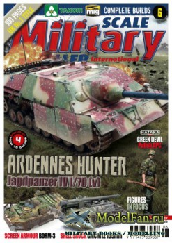 Scale Military Modeller International Vol.47 Iss.555 (June 2017)