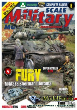 Scale Military Modeller International Vol.47 Iss.556 (July 2017)