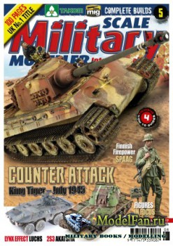 Scale Military Modeller International Vol.47 Iss.557 (August 2017)