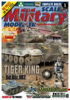 Scale Military Modeller International Vol.47 Iss.559 (October 2017)