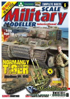 Scale Military Modeller International Vol.47 Iss.560 (November 2017)