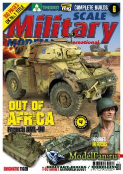 Scale Military Modeller International Vol.47 Iss.561 (December 2017)