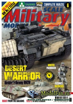 Scale Military Modeller International Vol.48 Iss.562 (January 2018)
