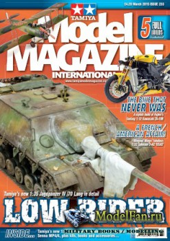 Tamiya Model Magazine International №233 (March 2015)