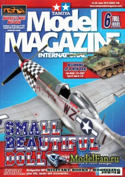 Tamiya Model Magazine International №236 (June 2015)