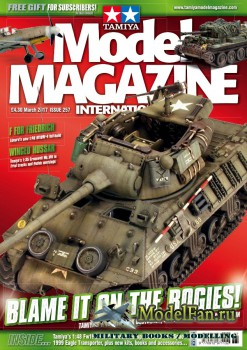 Tamiya Model Magazine International №257 (March 2017)