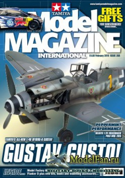 Tamiya Model Magazine International №268 (February 2018)