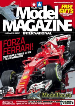 Tamiya Model Magazine International №271 (May 2018)