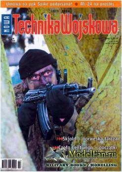 Nowa Technika Wojskowa 2/2004