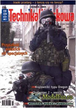 Nowa Technika Wojskowa 3/2004