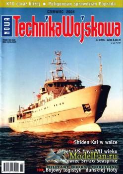Nowa Technika Wojskowa 6/2004