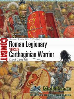 Osprey - Combat 35 - Roman Legionary vs Carthaginian Warrior