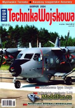 Nowa Technika Wojskowa 8/2004