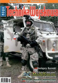 Nowa Technika Wojskowa 10/2004