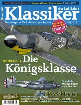 Klassiker der Luftfahrt №8 2018