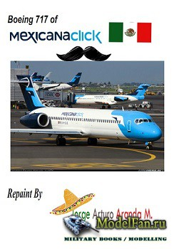 Boeing 717 Mexicana